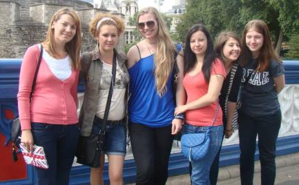 Au Pair Outing 18.08.2013