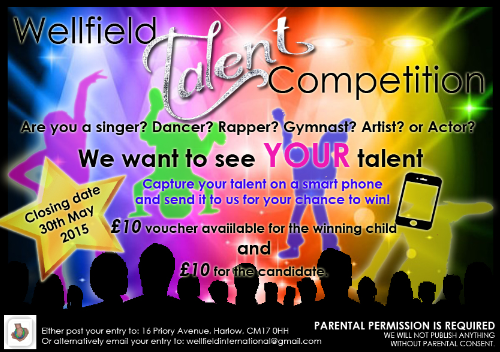 May Talent Competition